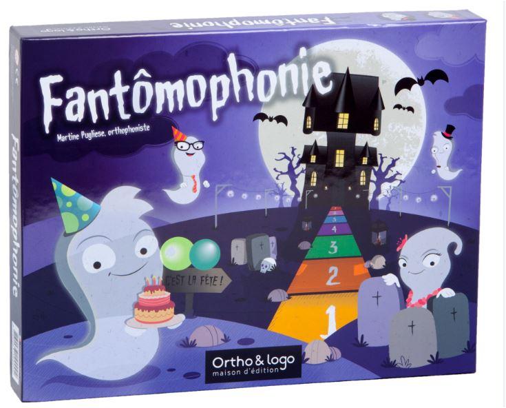 Fantômophonie - Jeu de lexique