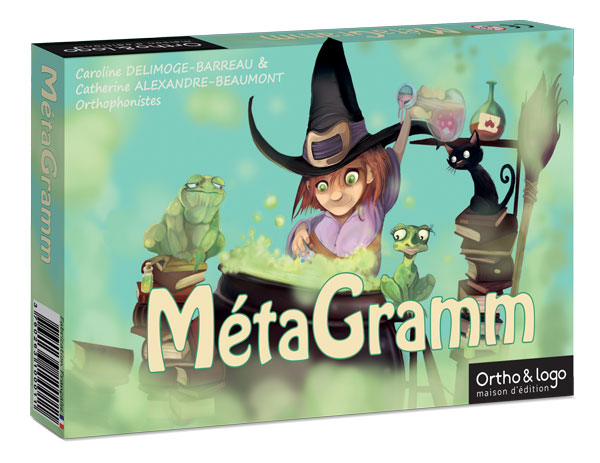 MétaGramm - Lexique Grammatical