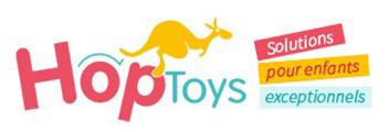 Hop Toys revendeur Ortho et Logo