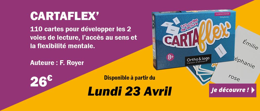 Slide CARTAflex Ortho & Logo