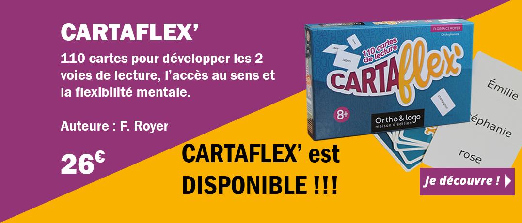Slide Sortie CARTAflex Ortho & Logo