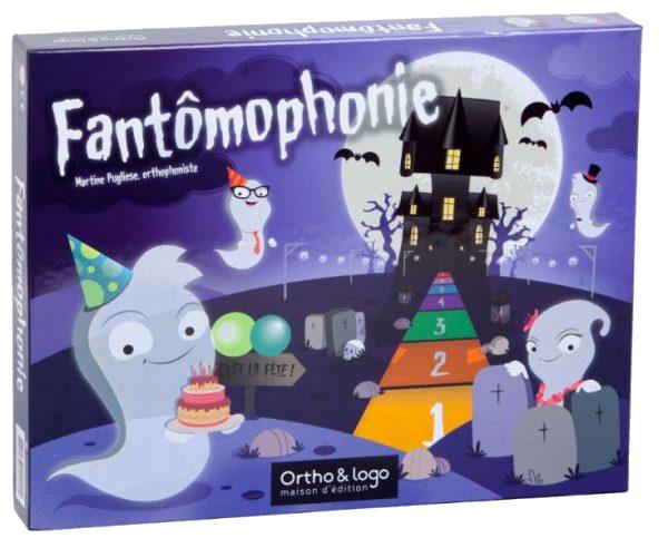 Fantômophonie d'Ortho & Logo