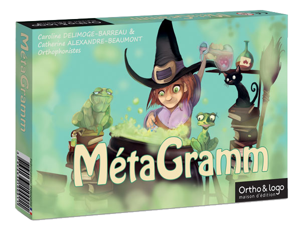 MétaGramm d'Ortho & Logo