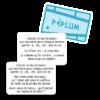"""Les participes passés à l'Affiche - Cartes """"Péplum"""""""