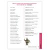 Le Guide de l'Articulation - Listes de mots