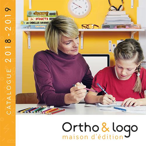 Catalogue Ortho & Logo 2018-2019