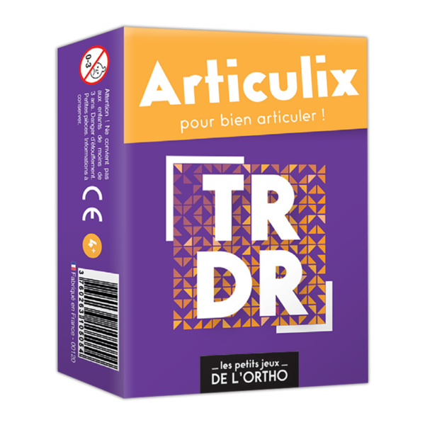 Articulix TR/DR - Ortho & Logo