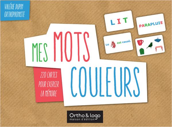 Mes Mots Couleurs - Ortho & Logo