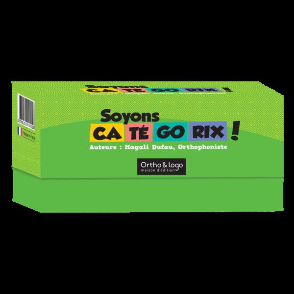 Soyons Catégorix - Ortho & Logo