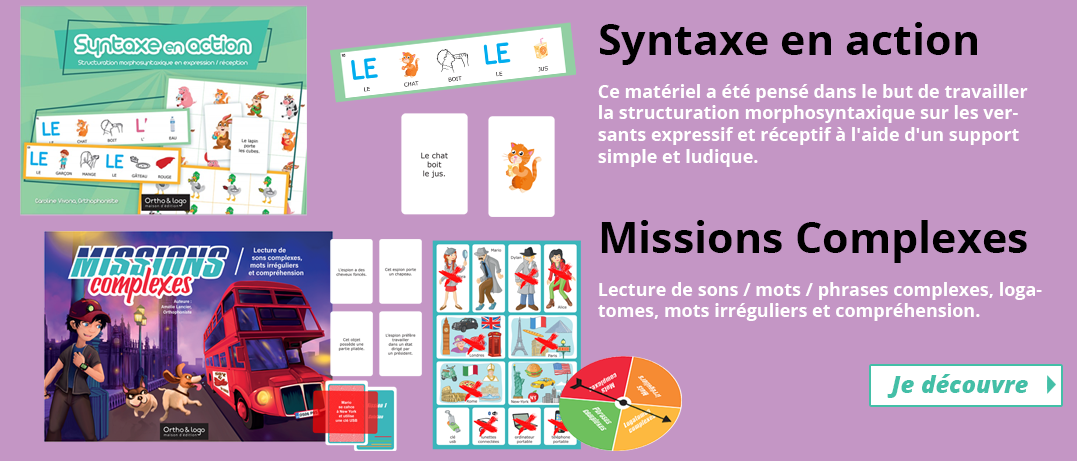 Syntaxe en action - Missions complexes