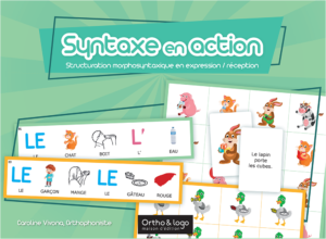 Syntaxe en action - Ortho & Logo