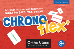 Chronoflex' - Ortho & logo