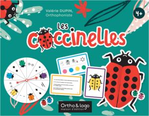 Les coccinelles - Ortho & logo