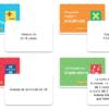 Pixels d'Ortho & logo - cartes
