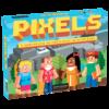 Pixels d'Ortho & logo - boîte de jeu
