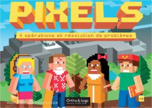 Pixels d'Ortho & logo